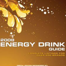 2008 Energy Drink Guide